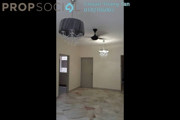 For Sale Condominium at Sri Pelangi, Setapak Freehold Semi Furnished 3R/2B 430k