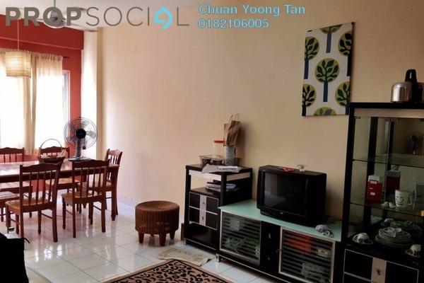 For Sale Condominium at Danau Murni, Taman Desa Freehold Fully Furnished 3R/2B 388k