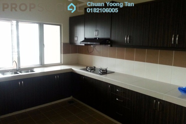 For Rent Condominium at Ampang Boulevard, Ampang Freehold Semi Furnished 3R/2B 2.2k