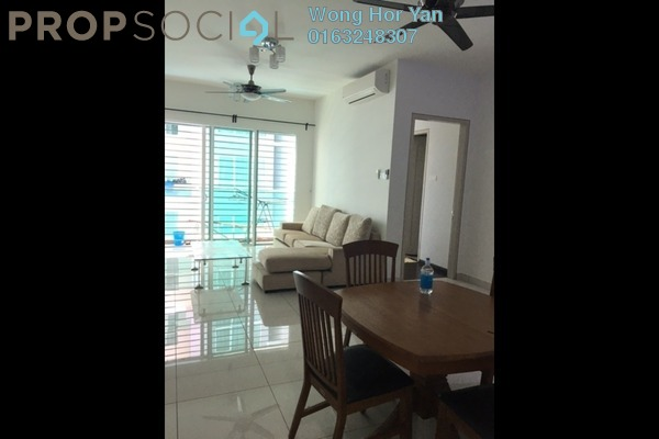 For Rent Serviced Residence at Glomac Damansara, TTDI Freehold Fully Furnished 3R/2B 2.8k