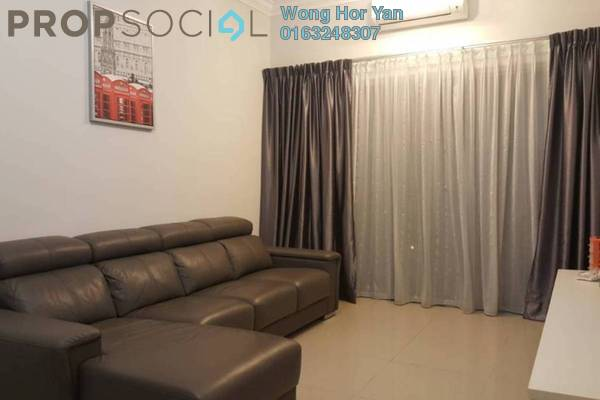 For Rent Condominium at OUG Parklane, Old Klang Road Freehold Fully Furnished 3R/2B 1.6k