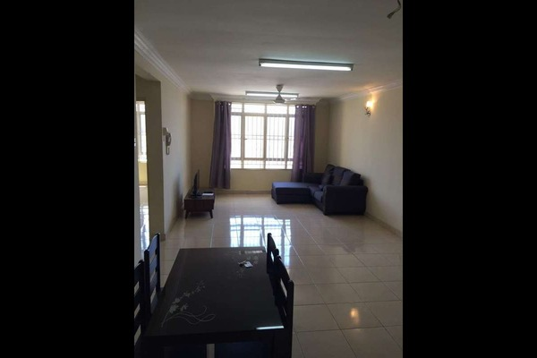 For Rent Condominium at Casa Prima, Kepong Freehold Fully Furnished 3R/2B 1.5k