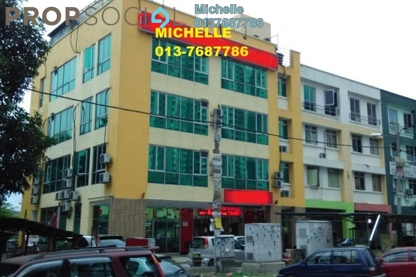 For Sale Shop at Dolomite Business Park, Batu Caves Freehold Fully Furnished 4R/4B 4.0百万