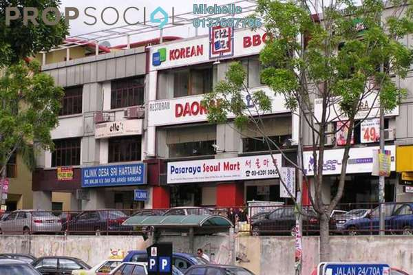 For Sale Shop at Desa Sri Hartamas, Sri Hartamas Freehold Fully Furnished 5R/5B 4.2m