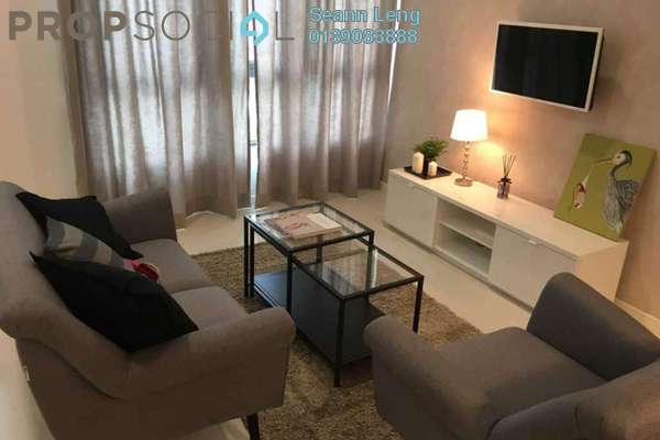 For Rent Serviced Residence at Tropicana Avenue, Tropicana Freehold Fully Furnished 1R/1B 2.35k