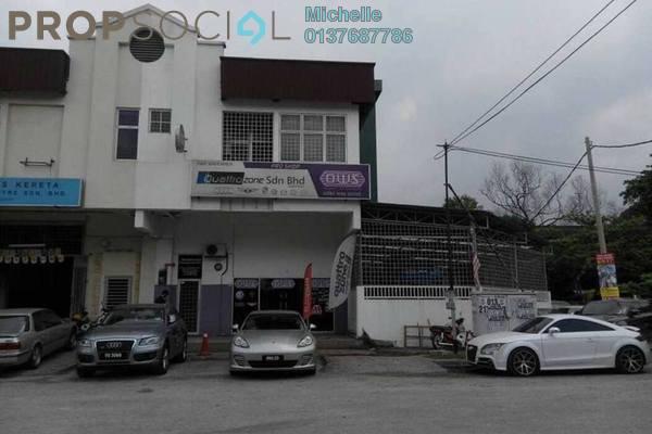 For Sale Factory at Jalan Sungai Besi, Kuala Lumpur Freehold Semi Furnished 2R/2B 3.3m