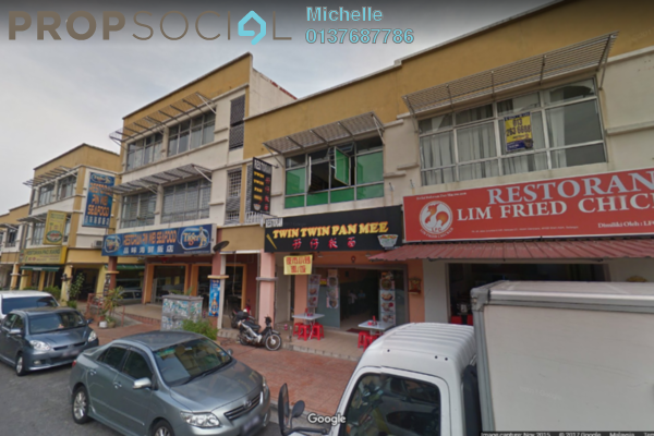 For Sale Shop at Glenpark, Shah Alam Freehold Fully Furnished 3R/3B 5.5m