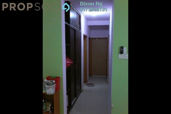 For Sale Condominium at Bayu Tasik 1, Bandar Sri Permaisuri Freehold Semi Furnished 3R/2B 430k