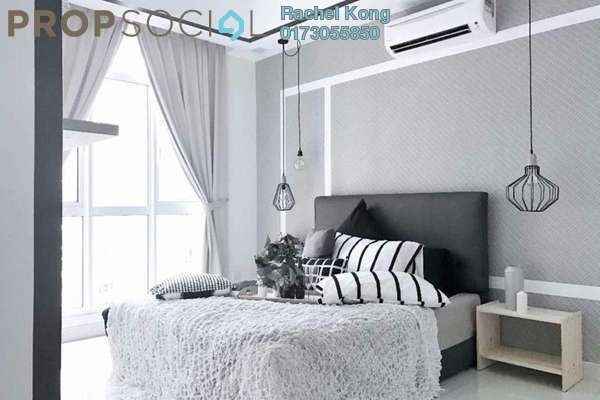 For Rent Serviced Residence at Central Residence, Sungai Besi Freehold Fully Furnished 2R/2B 2.2k