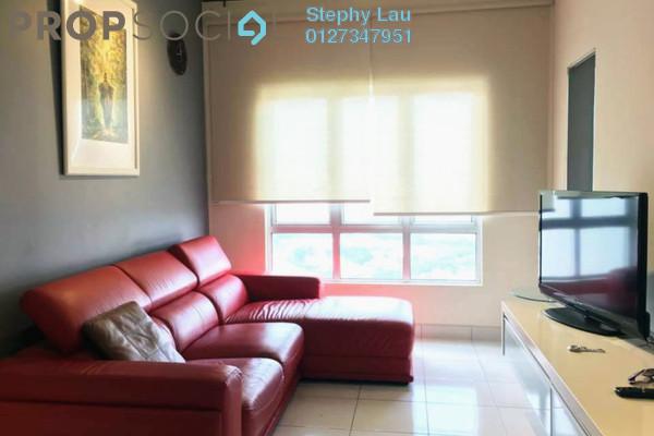 For Rent Condominium at Metropolitan Square, Damansara Perdana Freehold Fully Furnished 3R/1B 2.6k