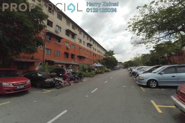For Sale Apartment at Taman Subang Perdana, Subang Freehold Unfurnished 3R/1B 95k