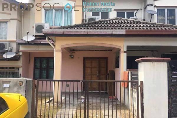 For Sale Terrace at Taman Puncak Jalil, Bandar Putra Permai Freehold Semi Furnished 4R/3B 478k