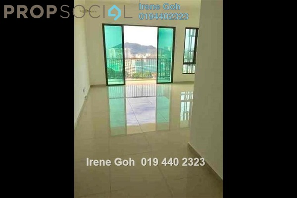 For Rent Condominium at Ideal Vision Park, Sungai Ara Freehold Unfurnished 3R/3B 1.5k