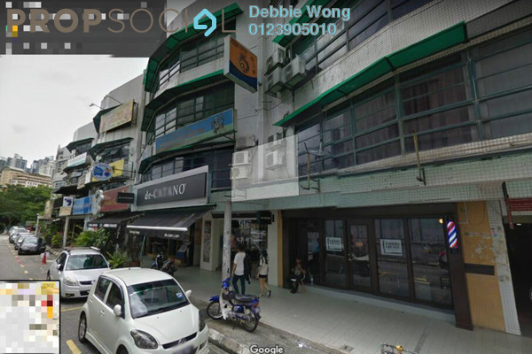 For Rent Office at Desa Sri Hartamas, Sri Hartamas Freehold Unfurnished 0R/0B 3k