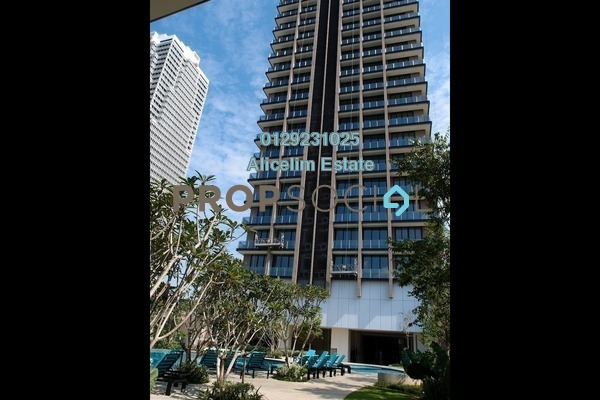 For Sale Condominium at 6 CapSquare, Dang Wangi Freehold Semi Furnished 2R/2B 1.1m