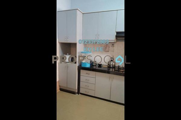 For Sale Terrace at Taman Sungai Kapar Indah, Kapar Freehold Semi Furnished 4R/3B 480k