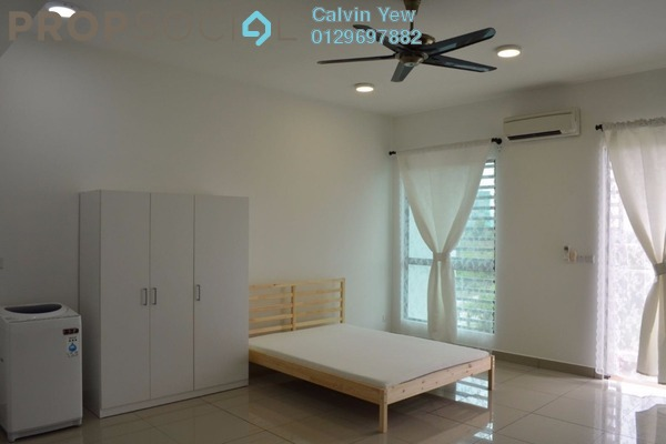 For Rent Condominium at CyberSquare, Cyberjaya Freehold Fully Furnished 0R/1B 1.1k