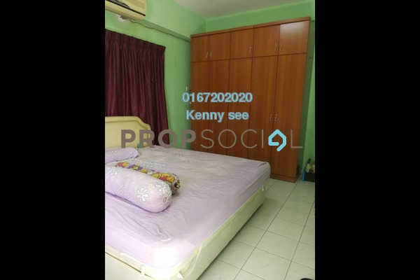 For Rent Condominium at Endah Ria, Sri Petaling Freehold Fully Furnished 3R/2B 2k
