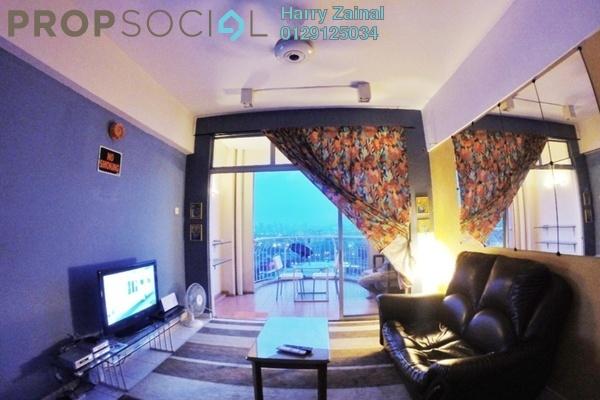 For Sale Condominium at Wangsa Metroview, Wangsa Maju Freehold Fully Furnished 3R/2B 580k