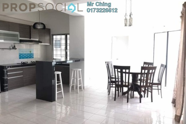 For Sale Condominium at Vista Millennium, Puchong Freehold Semi Furnished 4R/2B 450k
