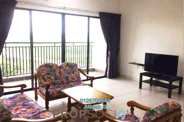 For Rent Condominium at Metia Residence, Shah Alam Freehold Fully Furnished 3R/2B 1.9k