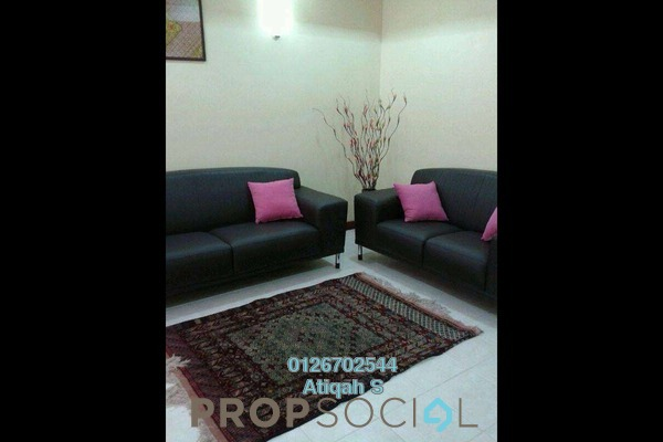 For Sale Condominium at Sri Acappella, Shah Alam Leasehold Semi Furnished 2R/2B 430k
