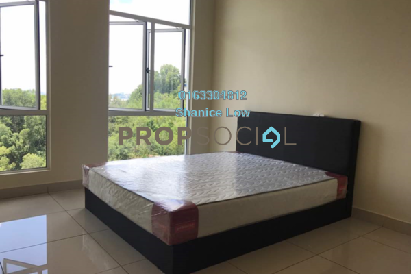 For Rent Condominium at Green Residence, Cheras South Freehold Semi Furnished 3R/2B 1.8k