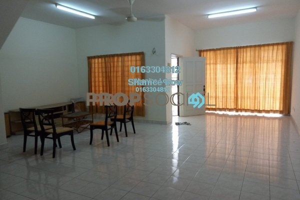 For Rent Terrace at Puteri 10, Bandar Puteri Puchong Freehold Semi Furnished 4R/3B 1.6k