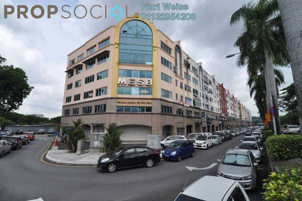 For Sale Shop at Jalan Tasik Selatan, Bandar Tasik Selatan Leasehold Unfurnished 0R/6B 2.8m