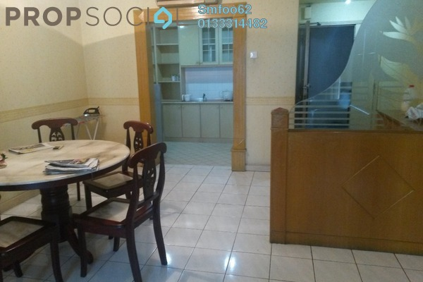 For Rent Condominium at Bistari, Putra Freehold Fully Furnished 3R/2B 2.5k