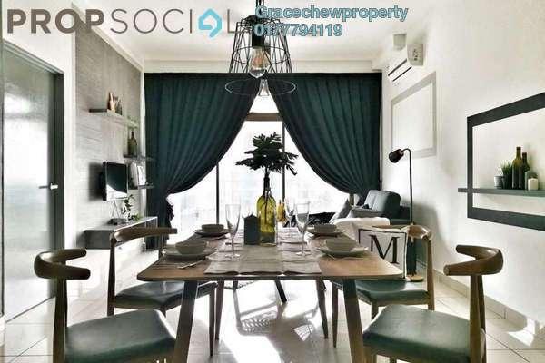 For Rent Condominium at Parc Regency, Johor Bahru Freehold Fully Furnished 2R/2B 1.58k