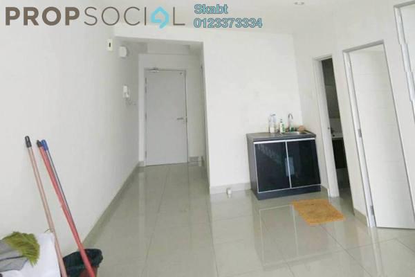 For Sale Apartment at Menara U, Shah Alam Freehold Semi Furnished 2R/1B 320k