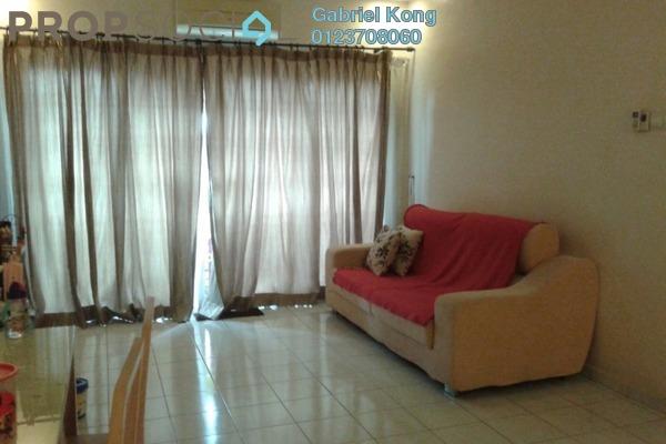 For Sale Condominium at Suria Damansara, Kelana Jaya Leasehold Semi Furnished 3R/2B 548k