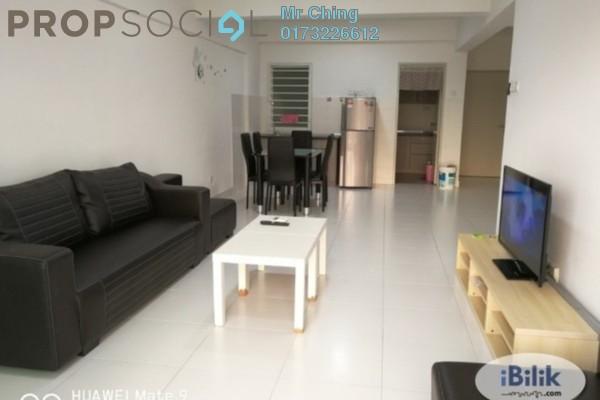 For Sale Condominium at La Vista, Bandar Puchong Jaya Freehold Unfurnished 3R/2B 430k