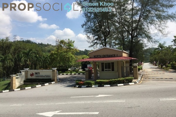 For Rent Shop at Starz Valley, Putra Nilai Freehold Unfurnished 0R/2B 2k