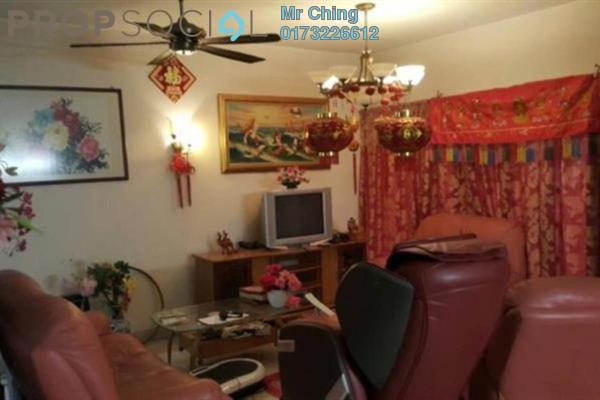 For Sale Terrace at La Vista, Bandar Puchong Jaya Freehold Semi Furnished 4R/3B 780k