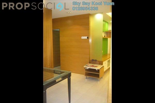 For Rent Condominium at Sutramas, Bandar Puchong Jaya Freehold Fully Furnished 3R/2B 1.4k