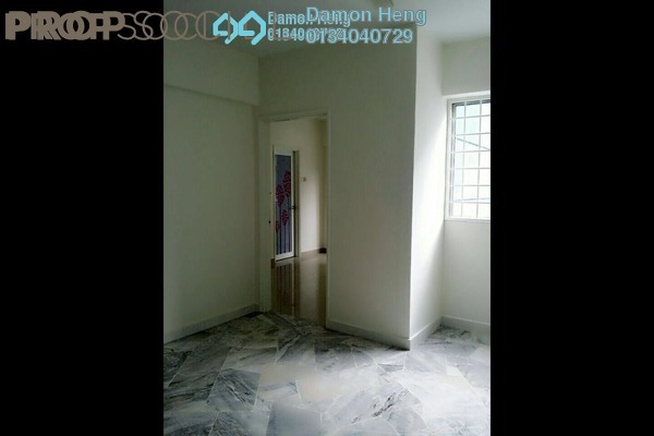 For Rent Apartment at Tasik Heights Apartment, Bandar Tasik Selatan Leasehold Unfurnished 3R/2B 1.25k