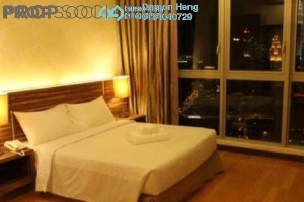 For Rent Condominium at Regalia, Putra Freehold Fully Furnished 0R/1B 2k