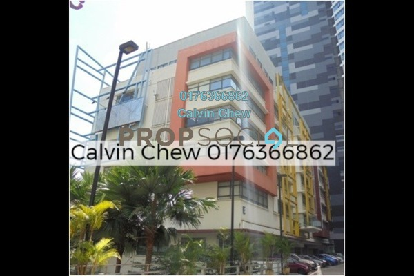 For Sale Shop at Neo Damansara, Damansara Perdana Freehold Unfurnished 0R/0B 840k