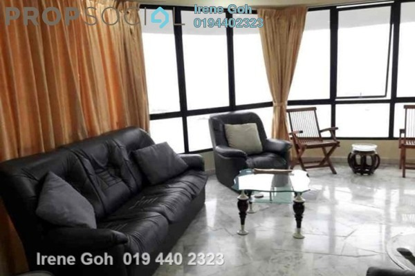 For Rent Condominium at MBF Tower, Georgetown Freehold Fully Furnished 3R/2B 3k
