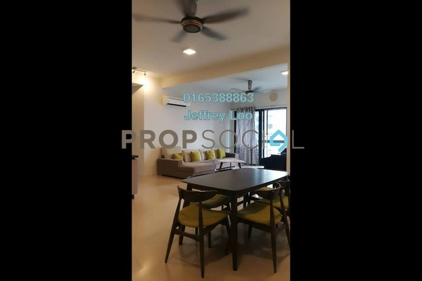 For Rent Condominium at Concerto Kiara, Dutamas Freehold Fully Furnished 3R/4B 3.5k