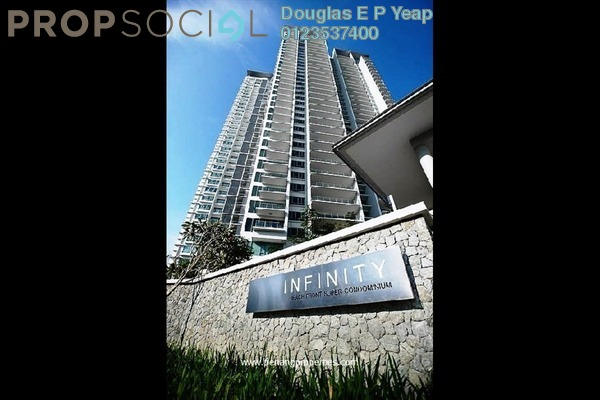 For Sale Condominium at Infinity, Tanjung Bungah Freehold Fully Furnished 5R/5B 5m