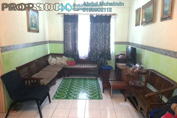 For Sale Apartment at Cemara Apartment, Bandar Sri Permaisuri Freehold Semi Furnished 3R/2B 340k
