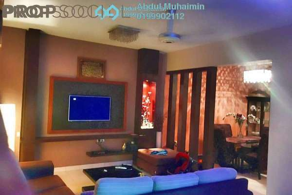 For Sale Condominium at Andari Townvilla, Selayang Heights Freehold Semi Furnished 3R/2B 335k