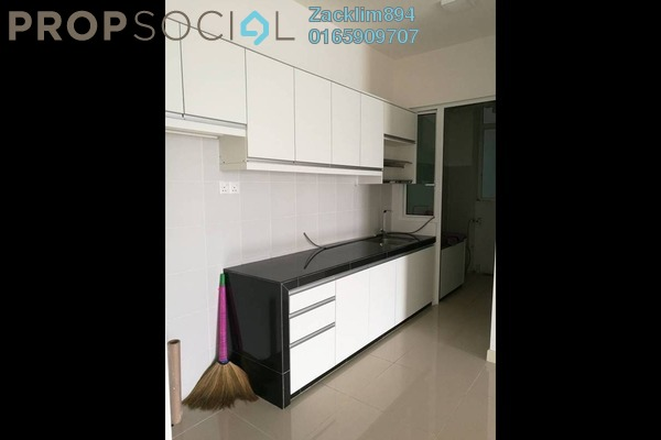 For Sale Condominium at Scenaria, Segambut Freehold Semi Furnished 3R/2B 601k