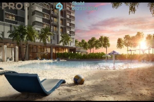 For Sale Condominium at Akasa, Balakong Freehold Semi Furnished 3R/2B 478k
