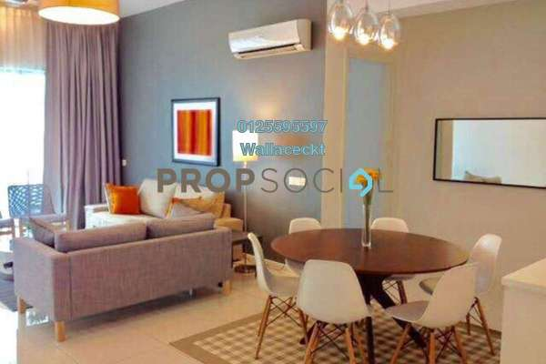 For Rent Condominium at The Light Collection II, The Light Freehold Fully Furnished 3R/3B 3.2k