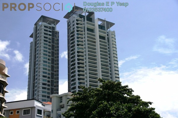 For Sale Condominium at Infinity, Tanjung Bungah Freehold Fully Furnished 5R/6B 5.2m
