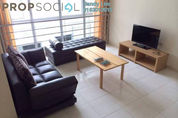 For Rent Condominium at Metropolitan Square, Damansara Perdana Freehold Fully Furnished 2R/2B 2.2k
